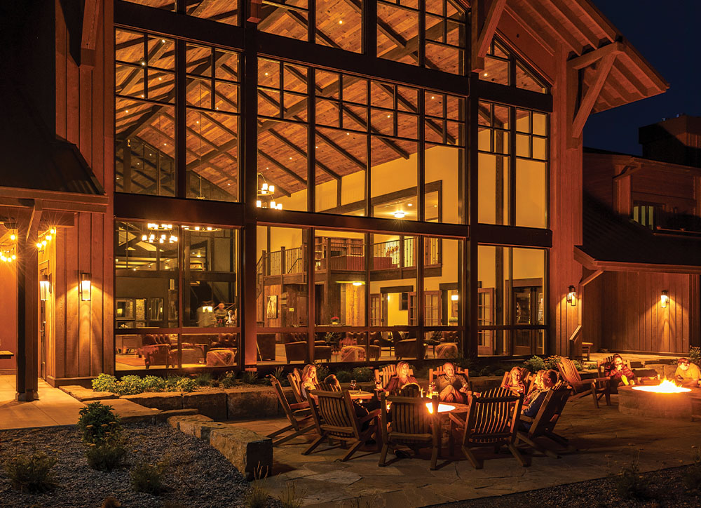 Montana Luxury Resorts | Yellowstone Lodging | Sage Lodge