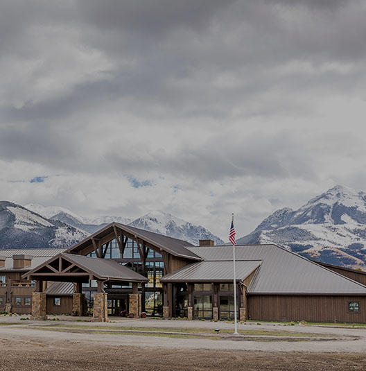 Sage Lodge and Emigrant Peak
